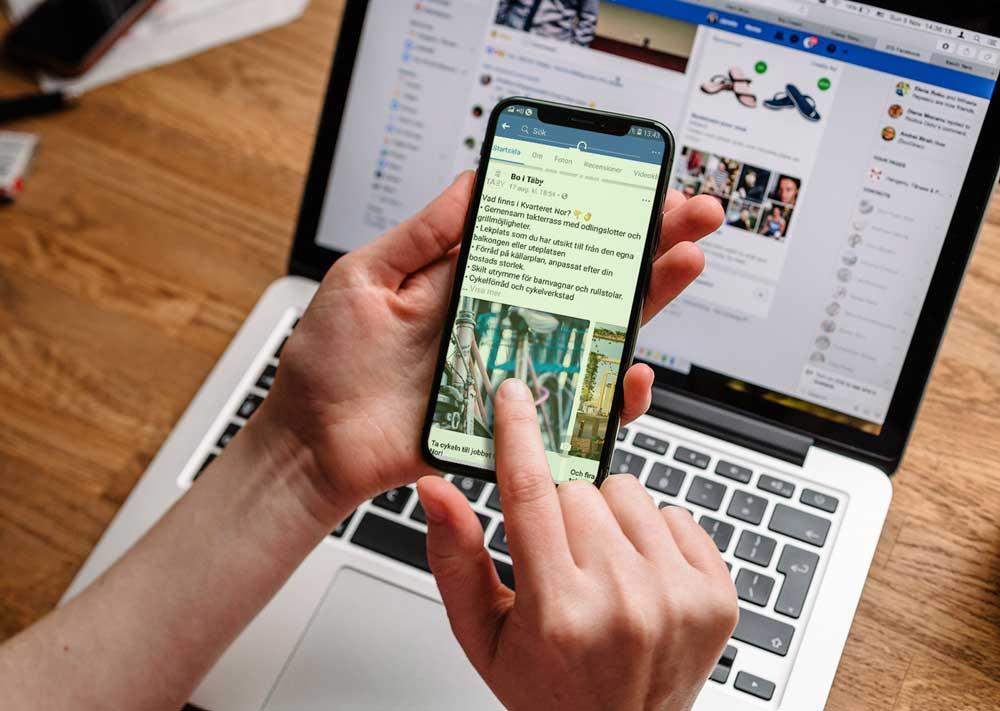 Sociala medier för byggherrar och bostadsutvecklare